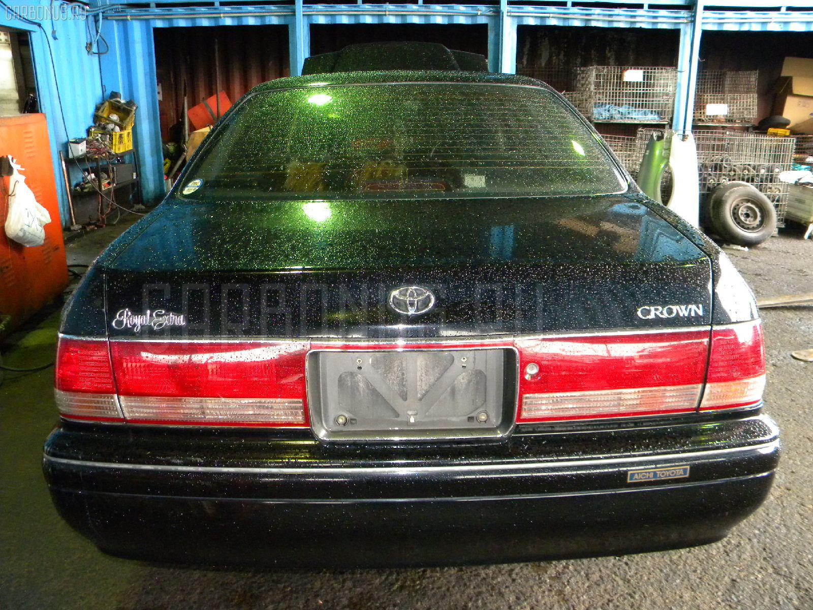 Глушитель TOYOTA CROWN GS151 1G-FE Фото 6