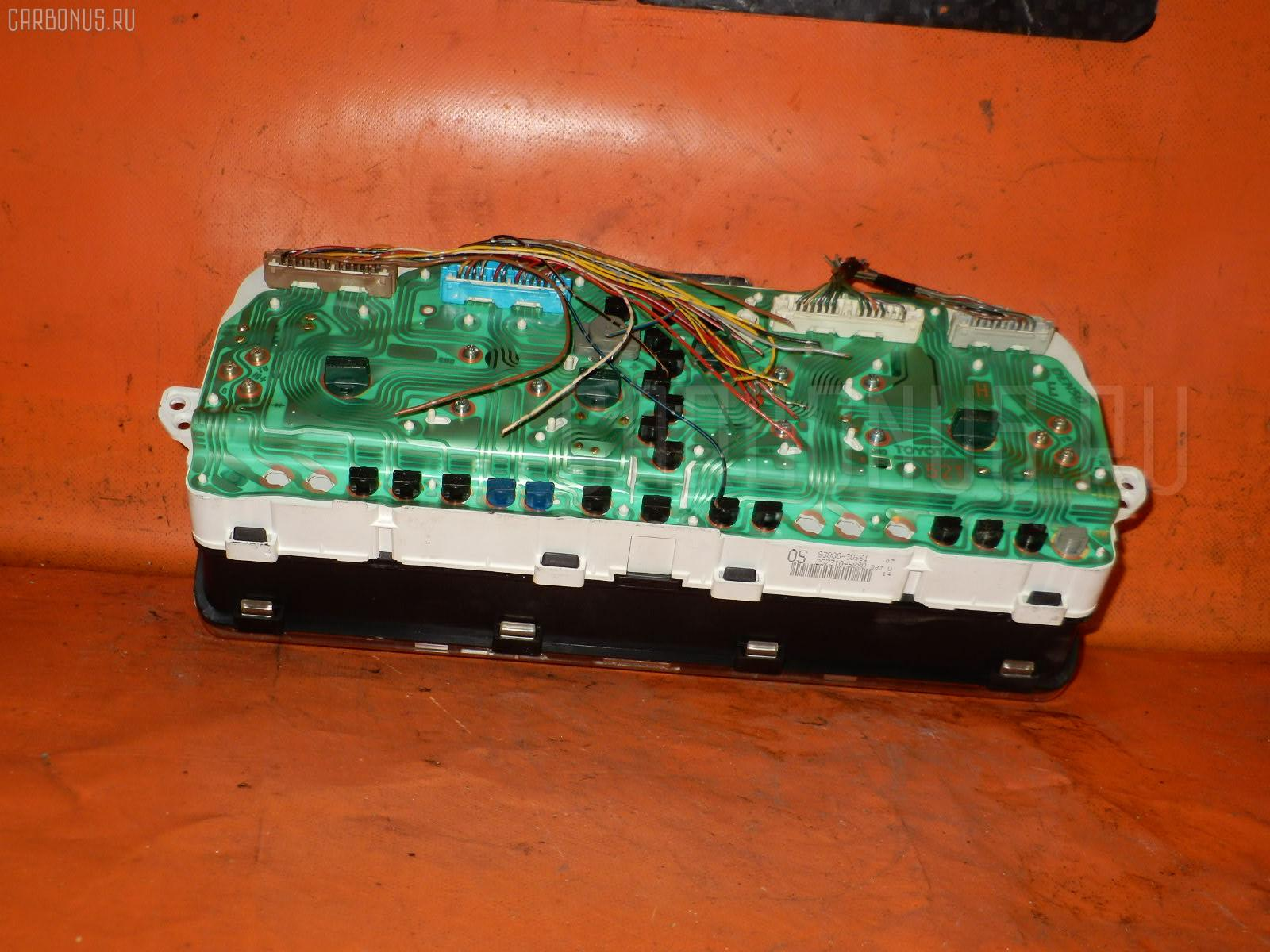 Спидометр TOYOTA CROWN GS151 1G-FE. Фото 3