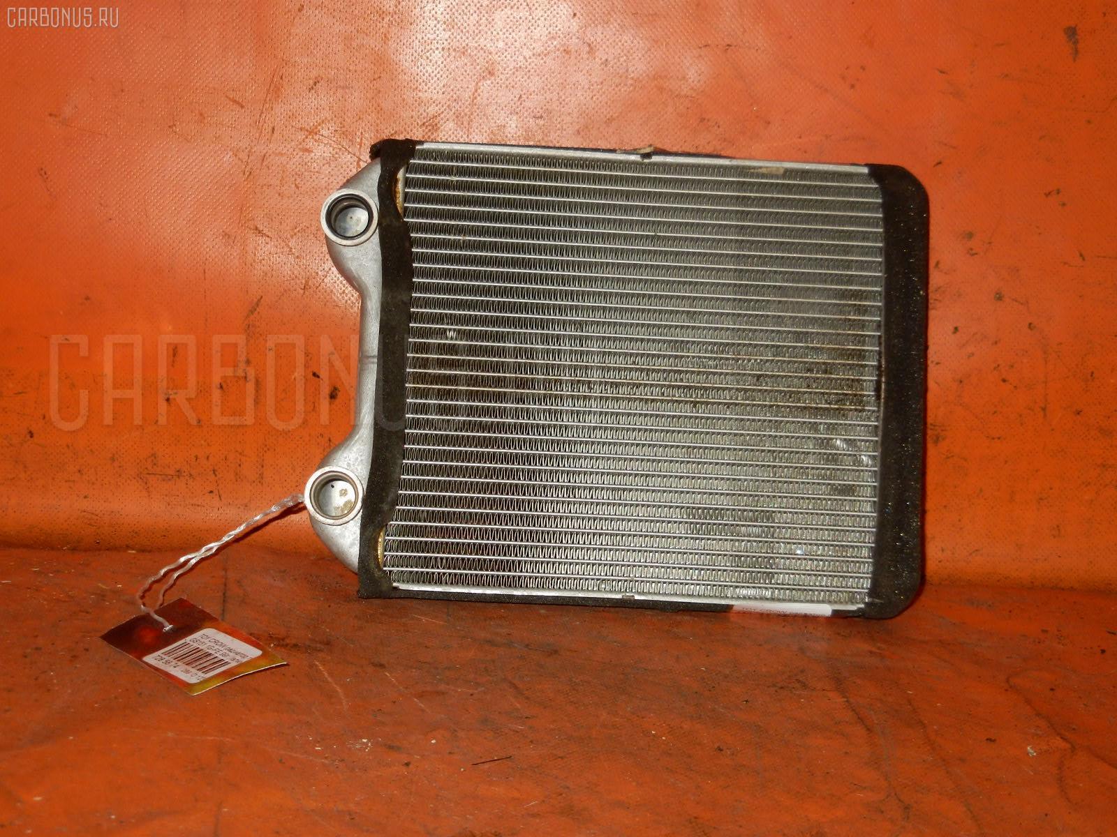 Радиатор печки TOYOTA CROWN GS151 1G-FE Фото 3