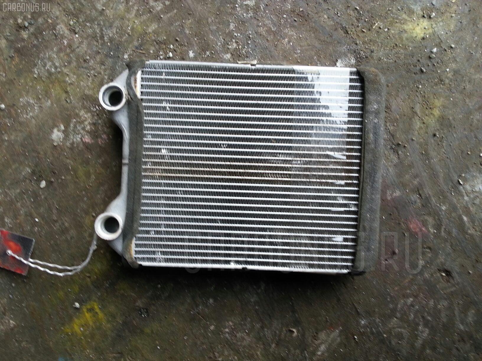 Радиатор печки TOYOTA CROWN GS151 1G-FE Фото 1