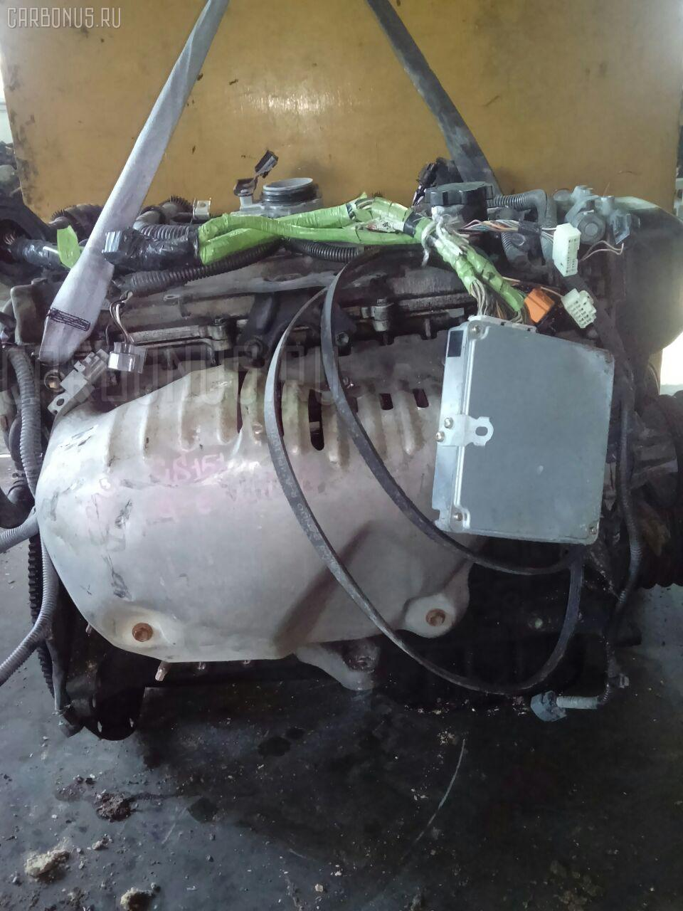 Двигатель TOYOTA CROWN GS151 1G-FE Фото 3