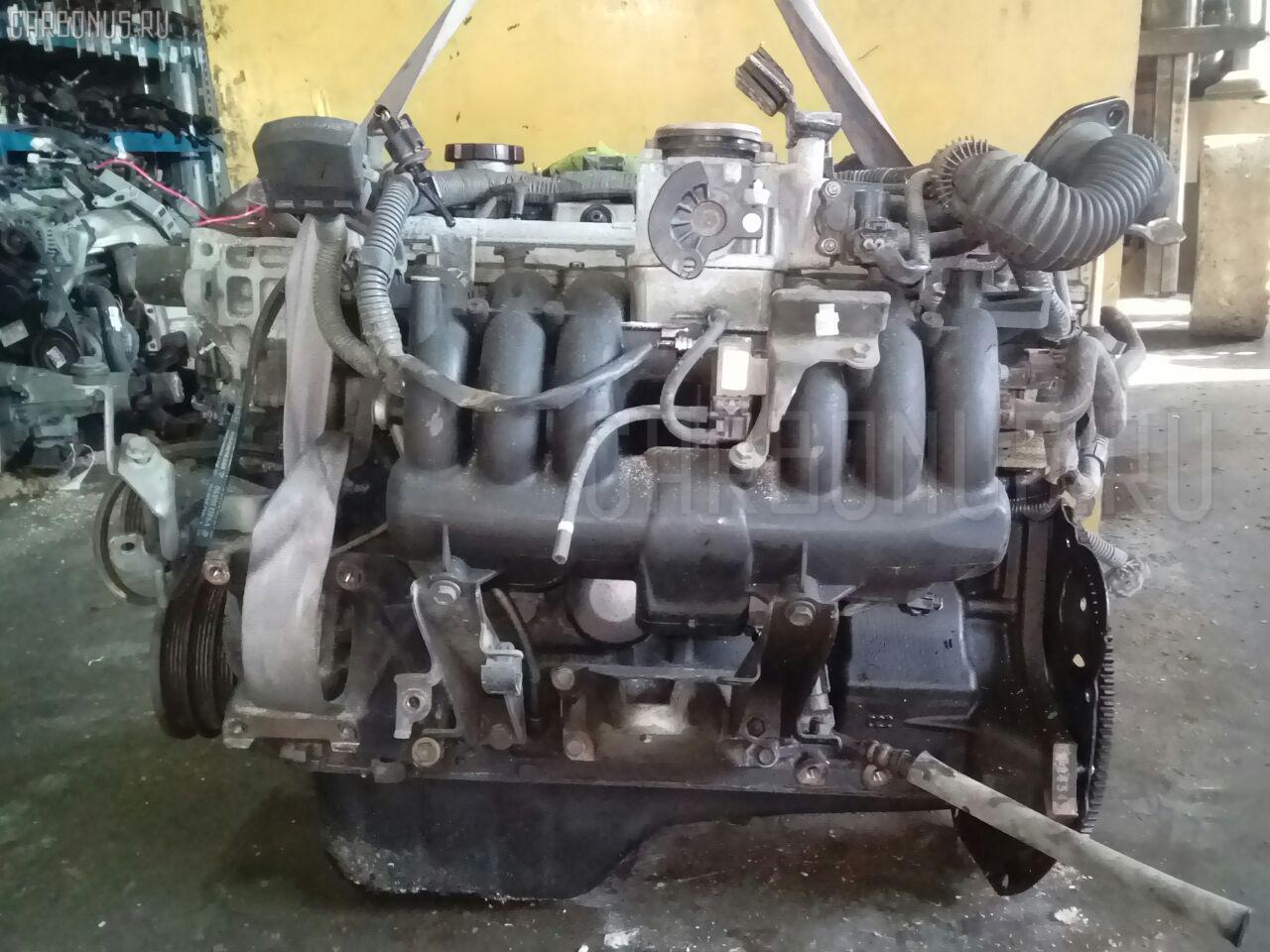Двигатель TOYOTA CROWN GS151 1G-FE Фото 2