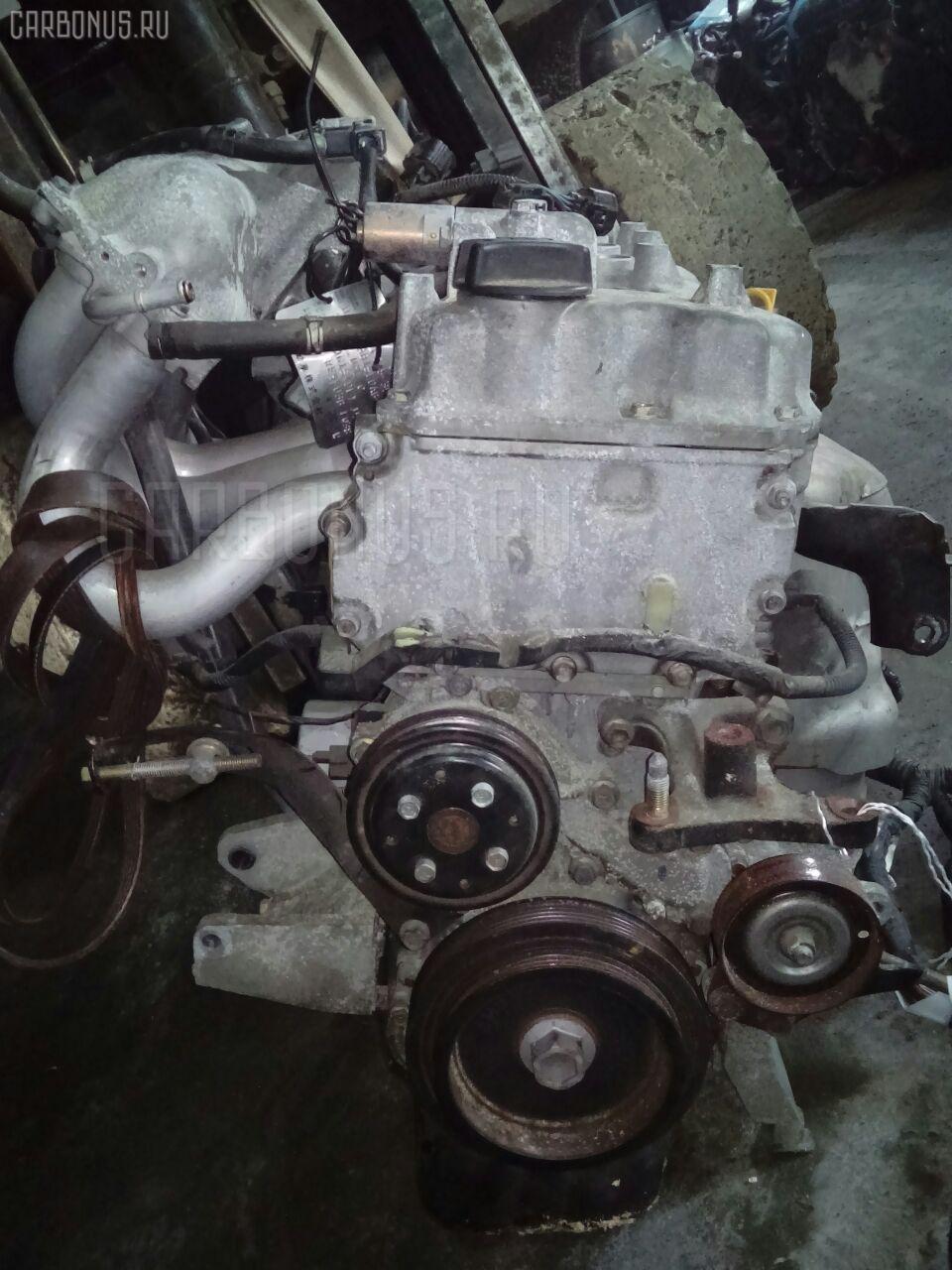 Двигатель NISSAN SUNNY FB15 QG15DE Фото 3