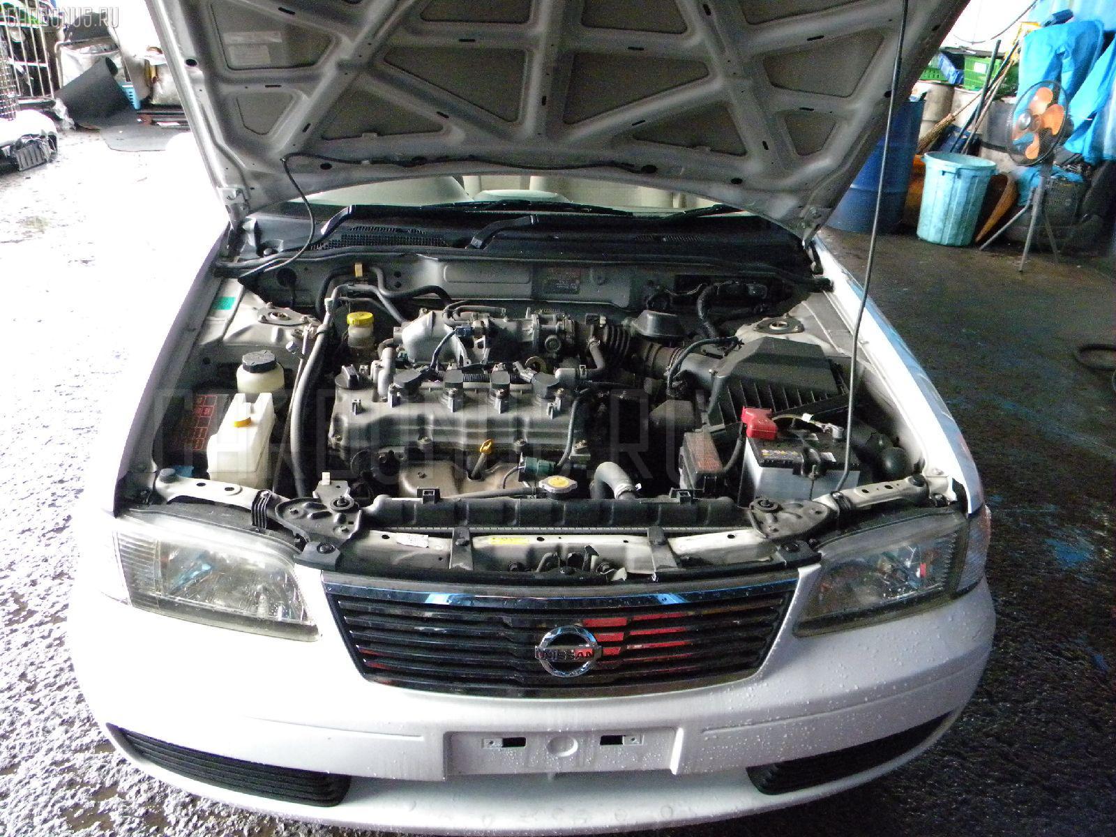 Двигатель NISSAN SUNNY FB15 QG15DE Фото 13