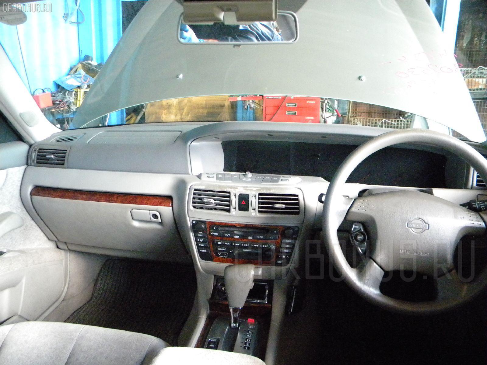 Блок управления климатконтроля NISSAN CEDRIC MY34 VQ25DD Фото 10