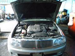 Блок управления климатконтроля Nissan Cedric MY34 VQ25DD Фото 6
