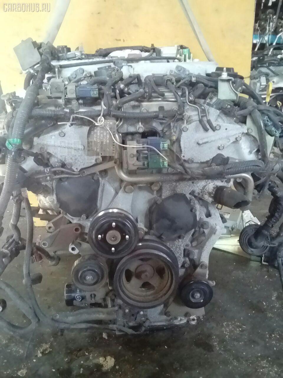 Двигатель NISSAN CEDRIC MY34 VQ25DD Фото 7