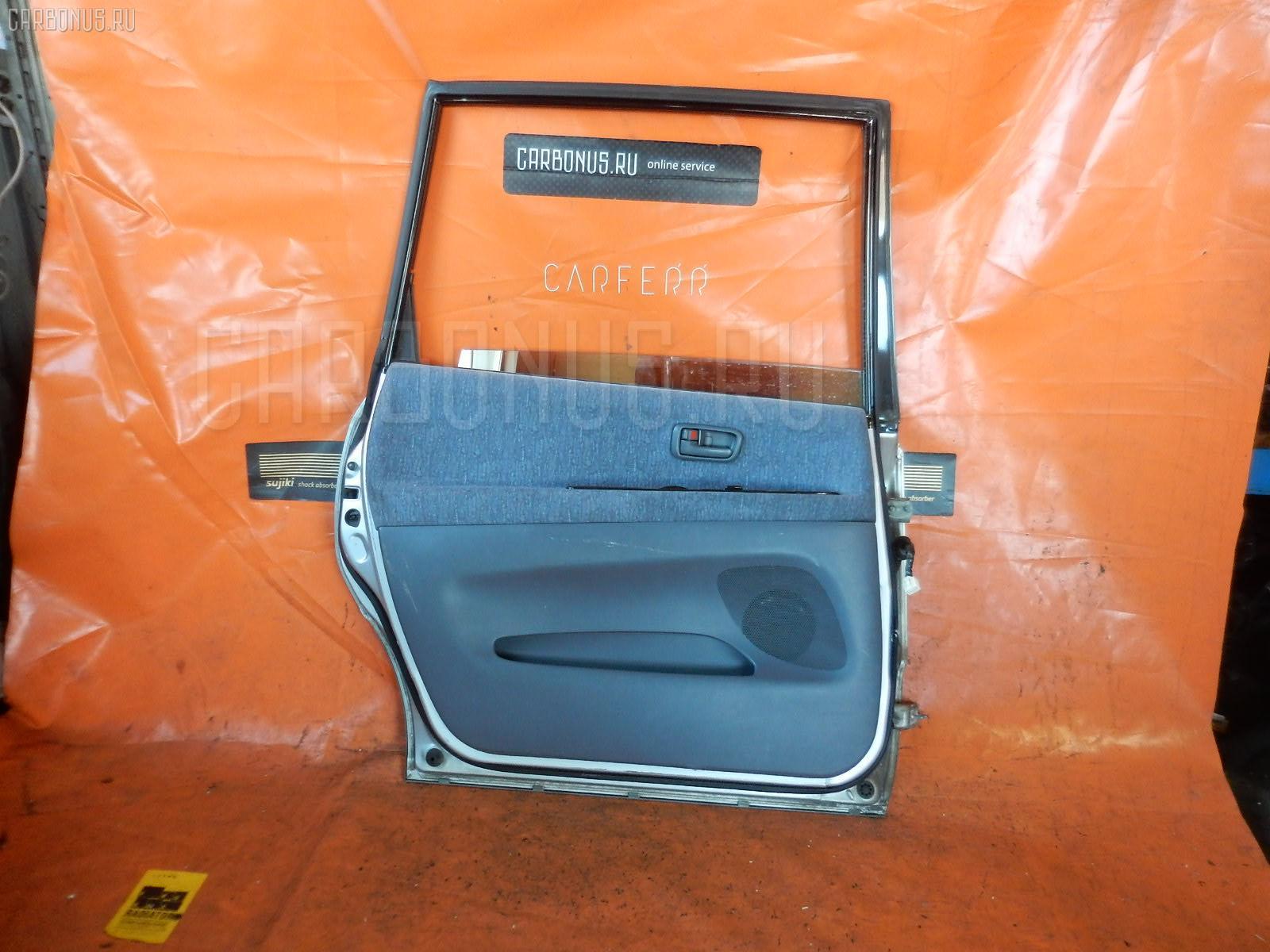 Дверь боковая TOYOTA IPSUM SXM10G. Фото 10