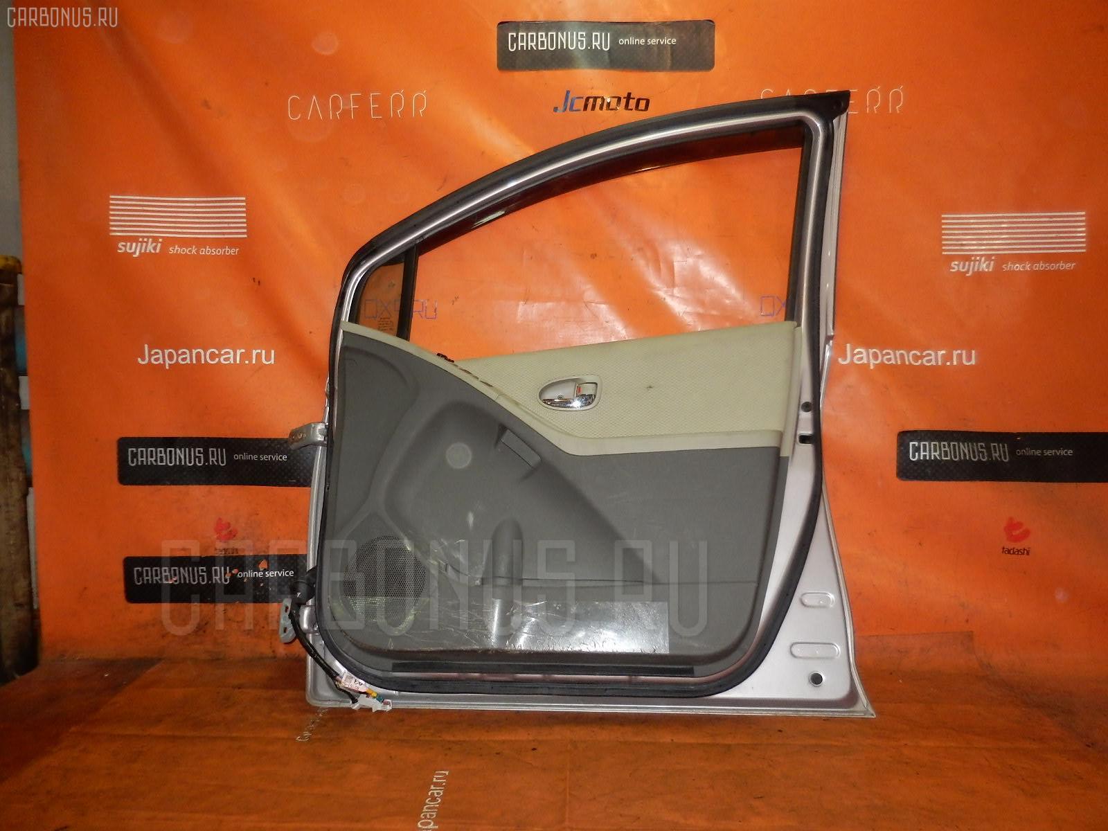 Дверь боковая TOYOTA VITZ KSP90 Фото 1