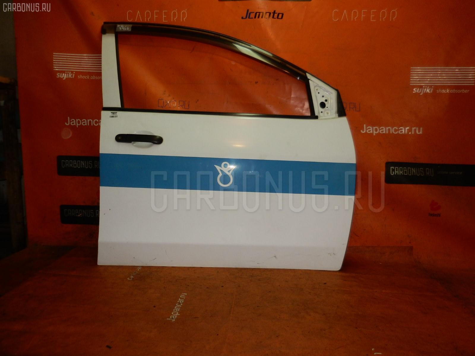 Дверь боковая Mazda Familia van BVY12 Фото 1