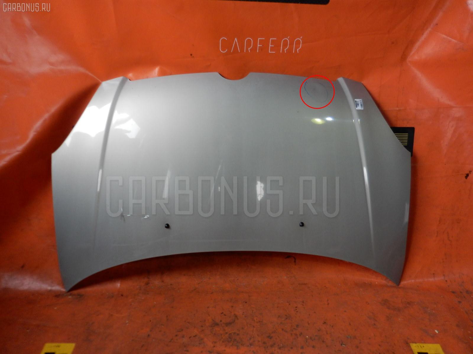 Капот TOYOTA DUET M100A Фото 2