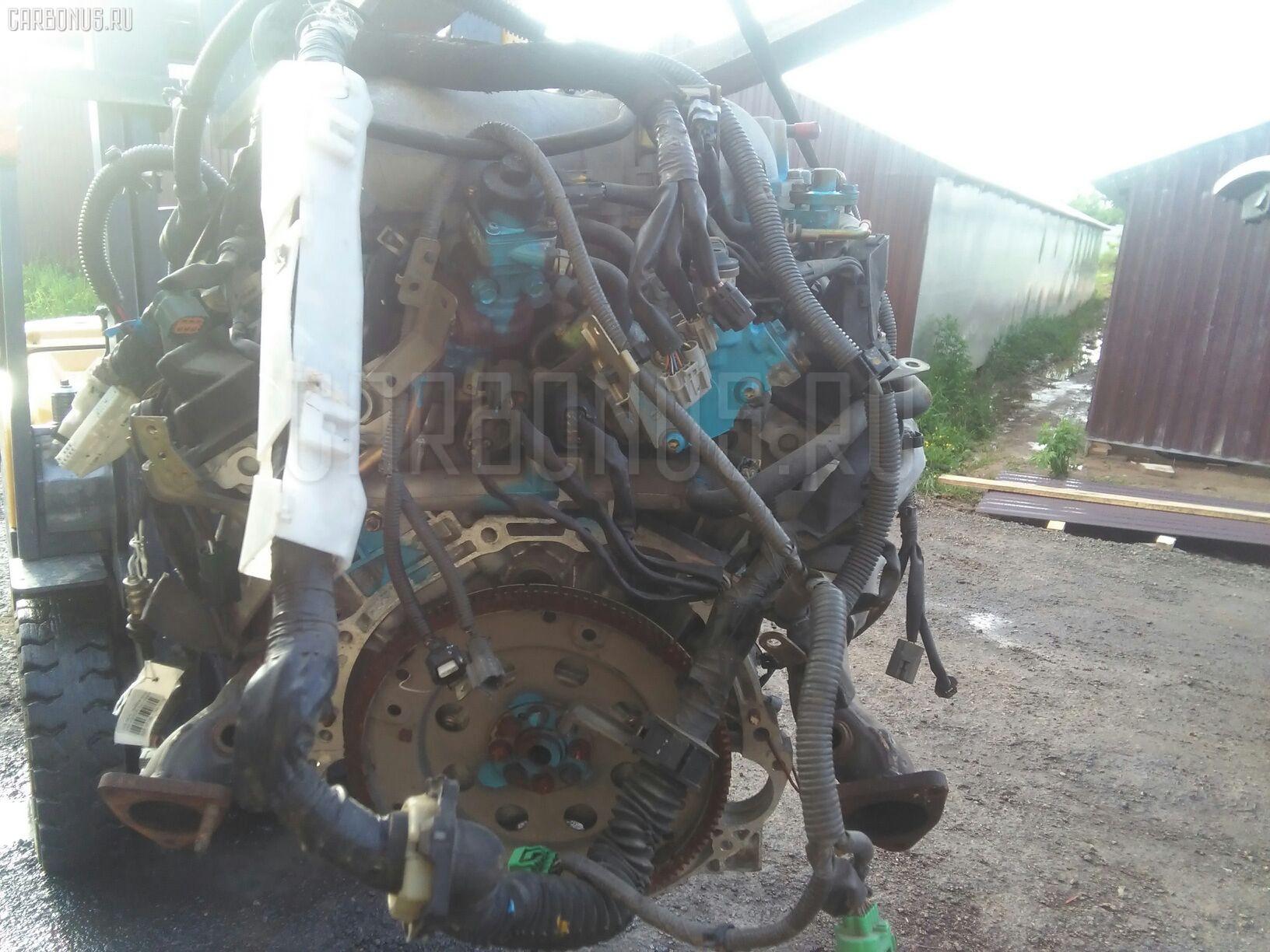 Двигатель Nissan Skyline HV35 VQ30DD Фото 1
