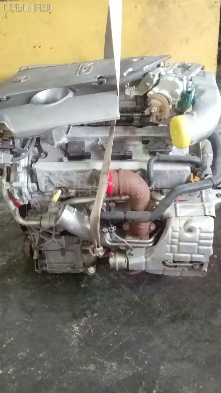 Двигатель NISSAN CIMA HF50 VQ30DET Фото 1
