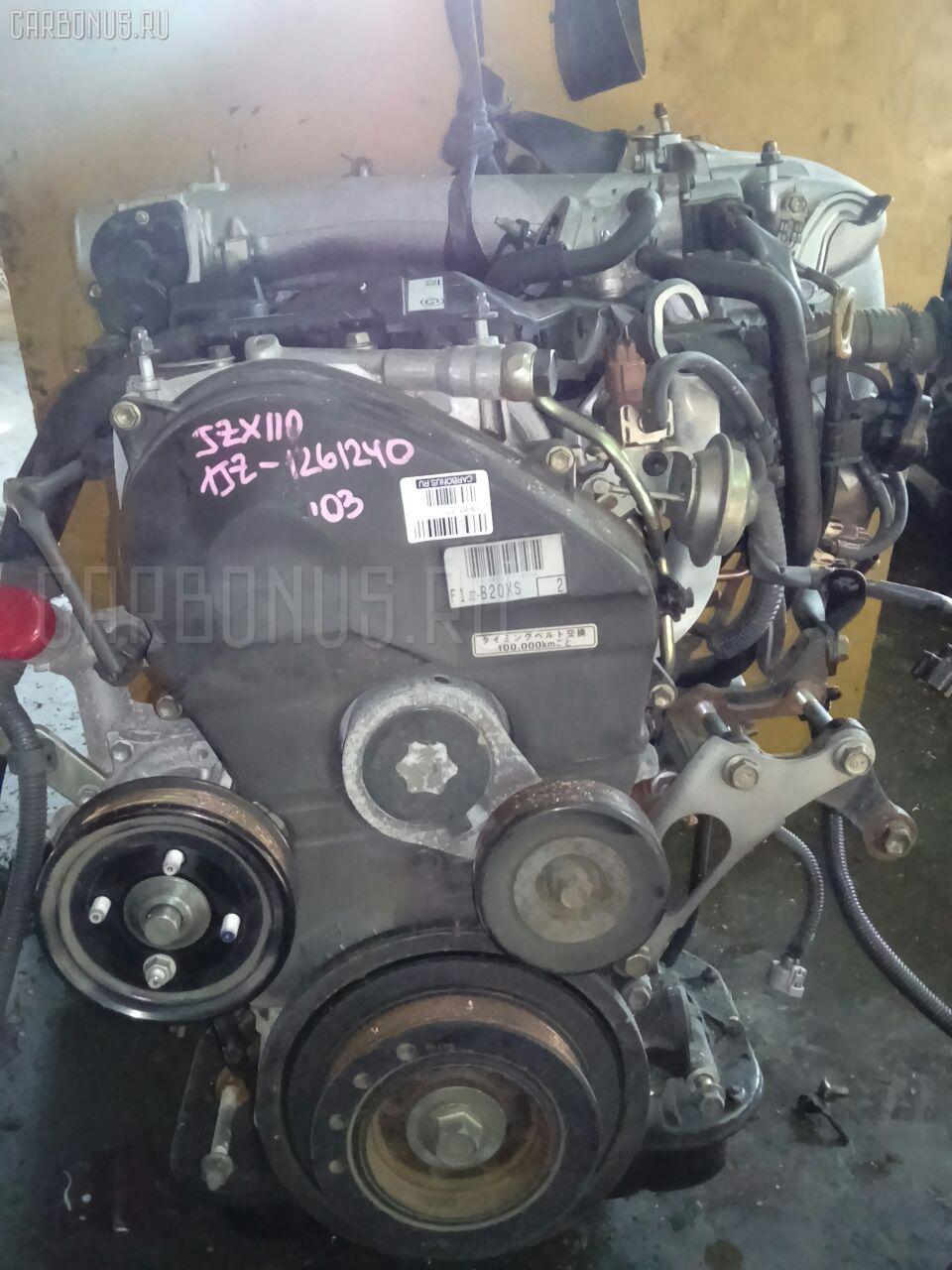 Двигатель TOYOTA MARK II BLIT JZX110W 1JZ-FSE Фото 2