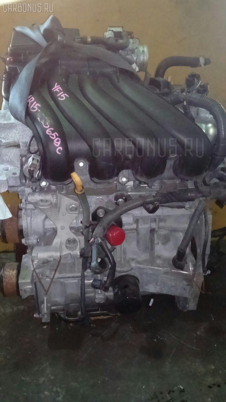 Двигатель NISSAN JUKE YF15 HR15 Фото 2