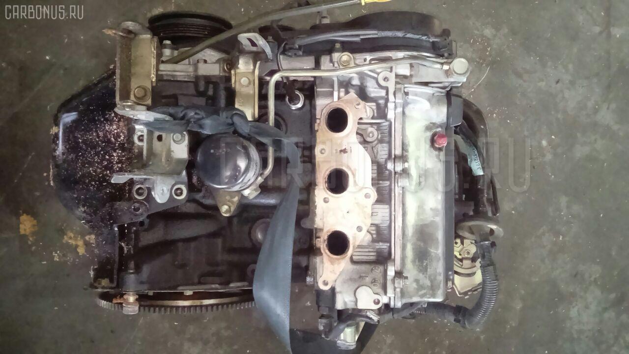 Двигатель TOYOTA DUET M100A EJ-DE Фото 4