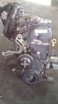 Двигатель TOYOTA DUET M100A EJ-DE Фото 5