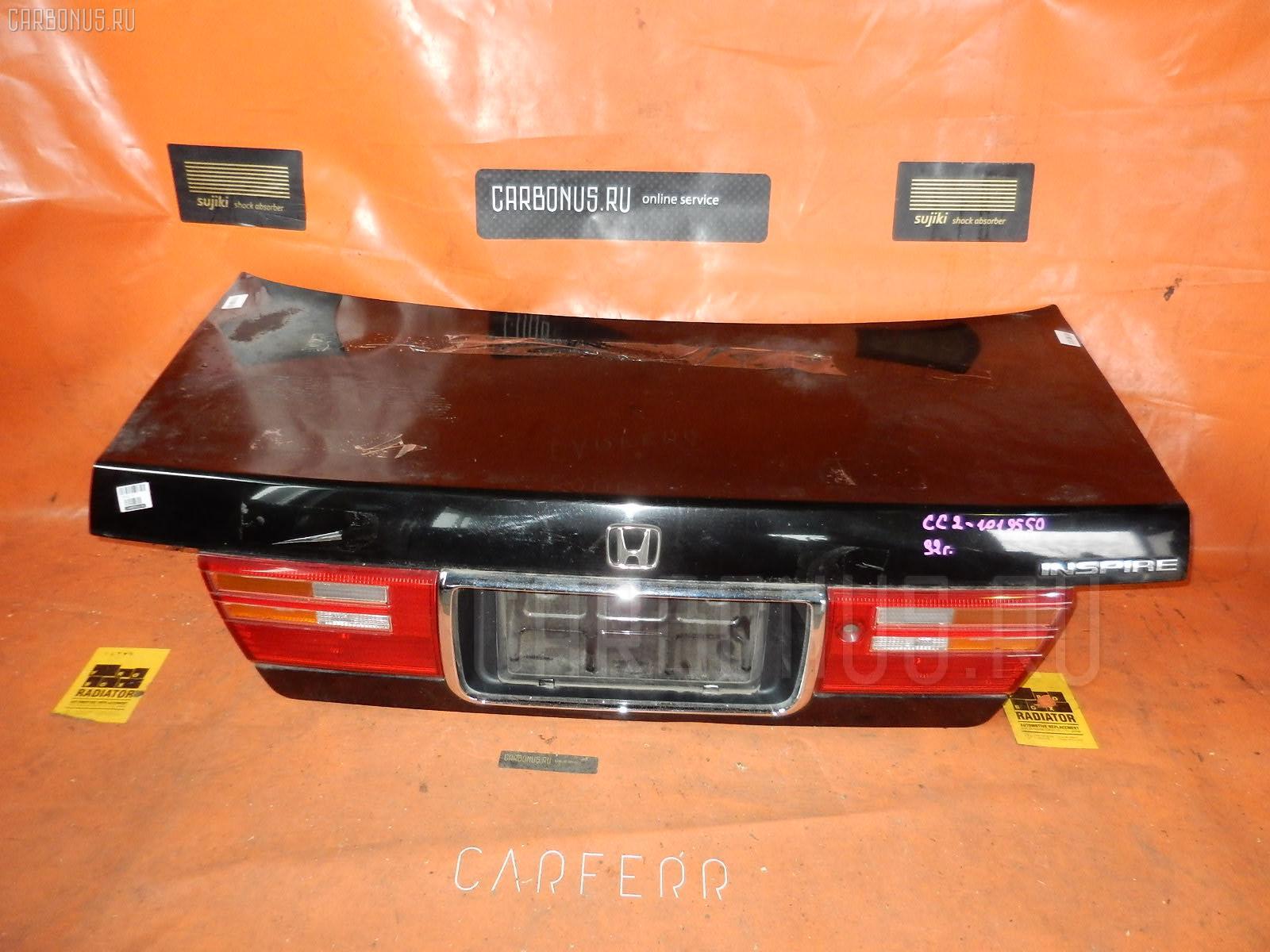 Крышка багажника HONDA INSPIRE CC2 Фото 2