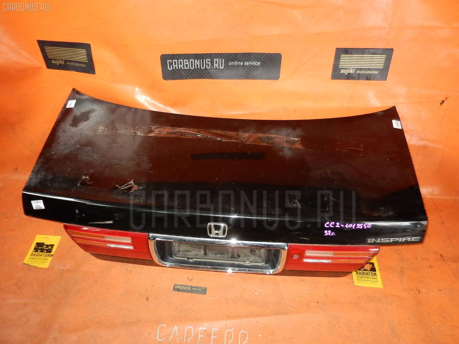 Крышка багажника HONDA INSPIRE CC2 Фото 1