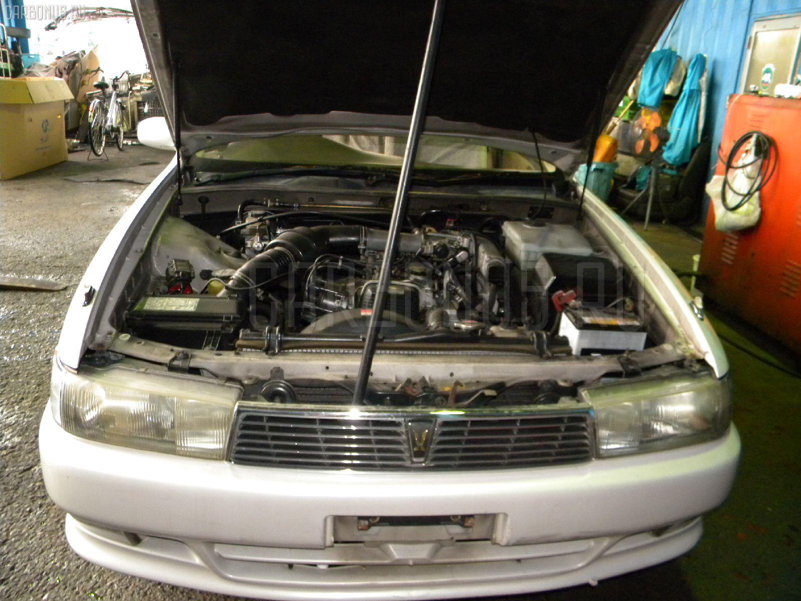 Защита двигателя TOYOTA CRESTA GX90 1G-FE Фото 3