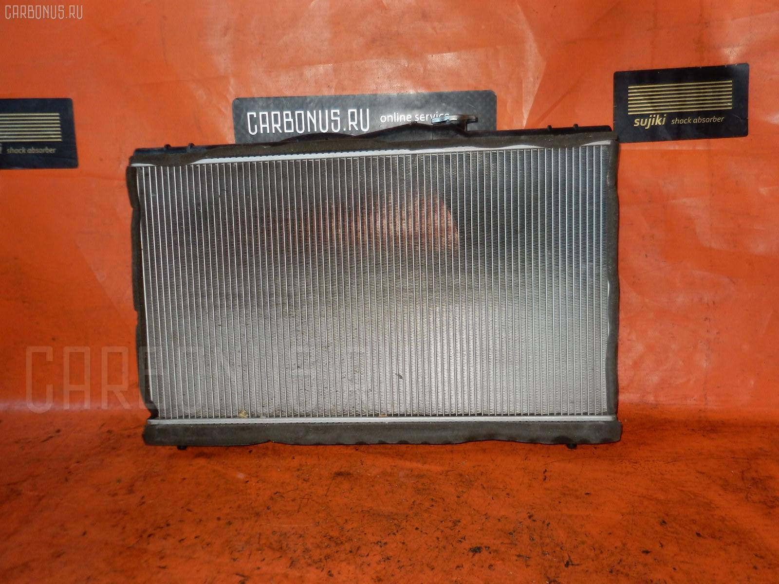 Радиатор ДВС TOYOTA CRESTA GX90 1G-FE. Фото 7