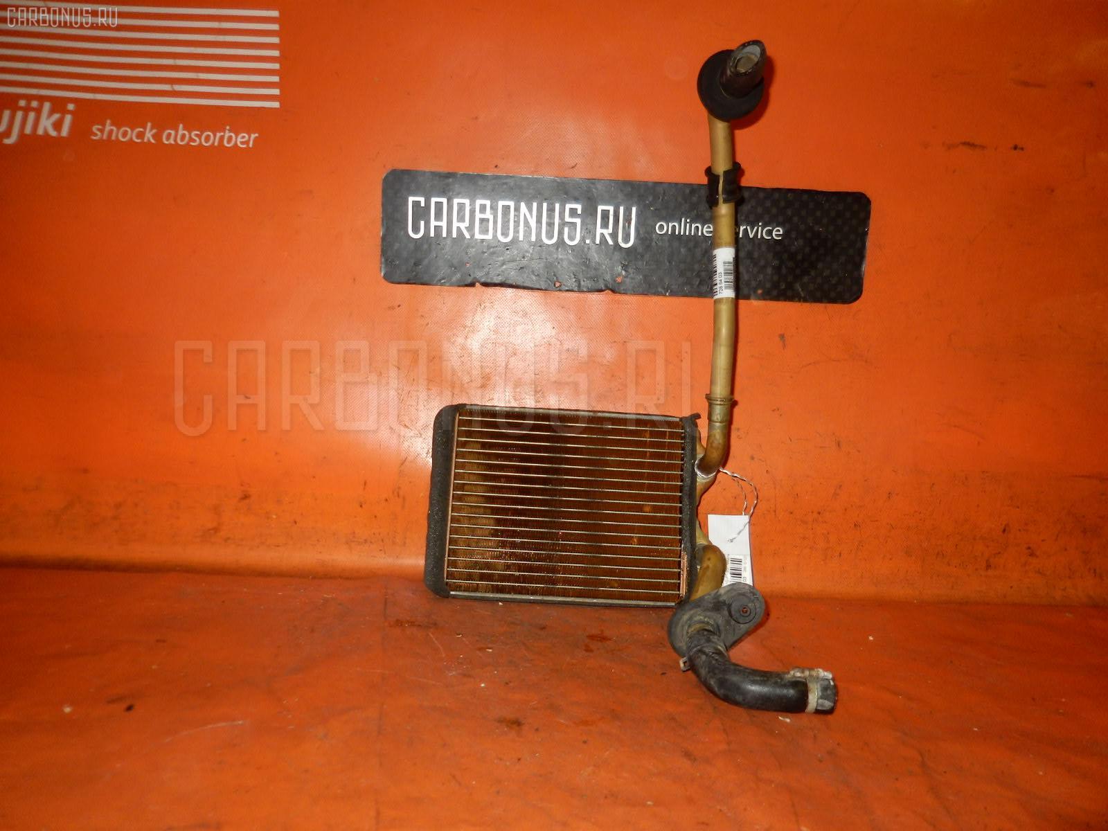 Радиатор печки TOYOTA CRESTA GX90 1G-FE. Фото 8