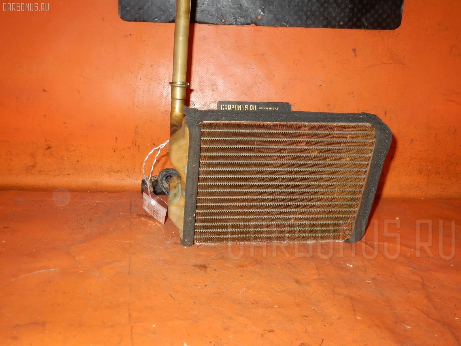 Радиатор печки TOYOTA CRESTA GX90 1G-FE. Фото 7