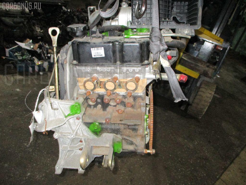 Двигатель NISSAN OTTI H92W 3G83 Фото 5