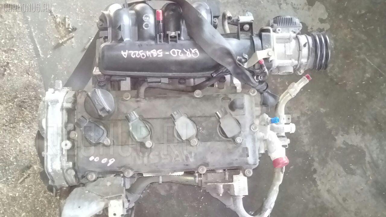 Двигатель NISSAN X-TRAIL T30 QR20DE Фото 10