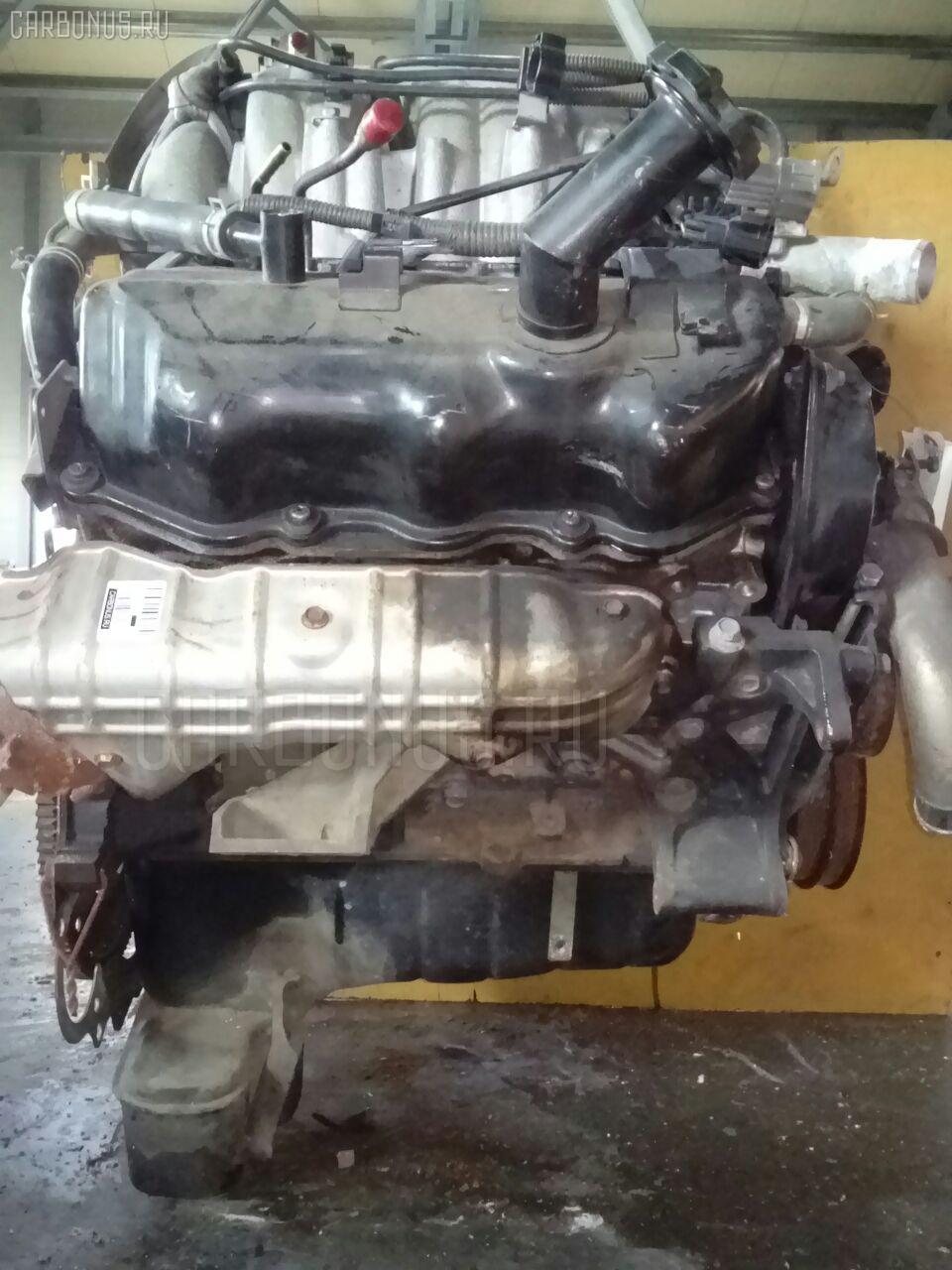 Двигатель NISSAN ELGRAND ALE50 VG33E Фото 1