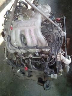 Двигатель NISSAN ELGRAND ALE50 VG33E Фото 8