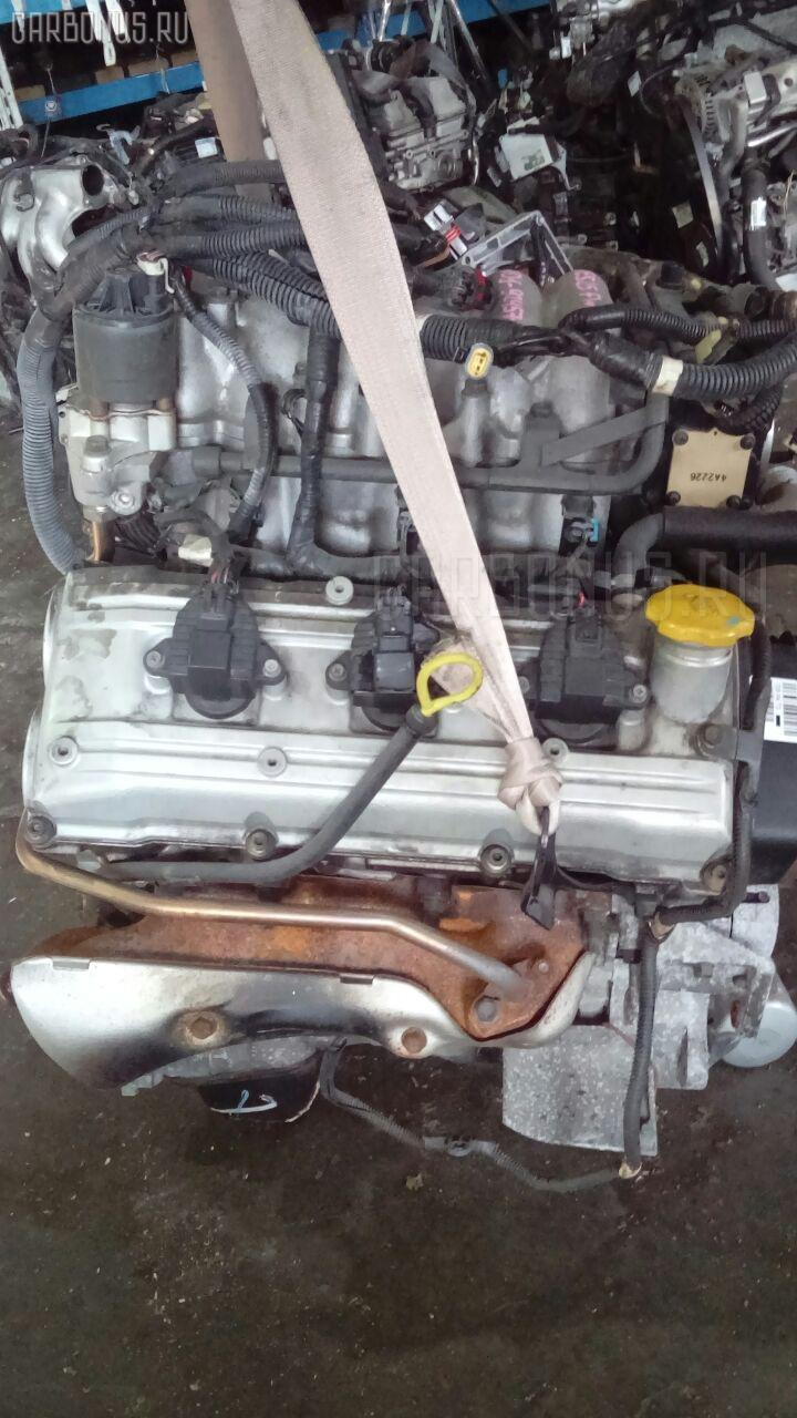Двигатель ISUZU WIZARD UES25FW 6VD1 Фото 5