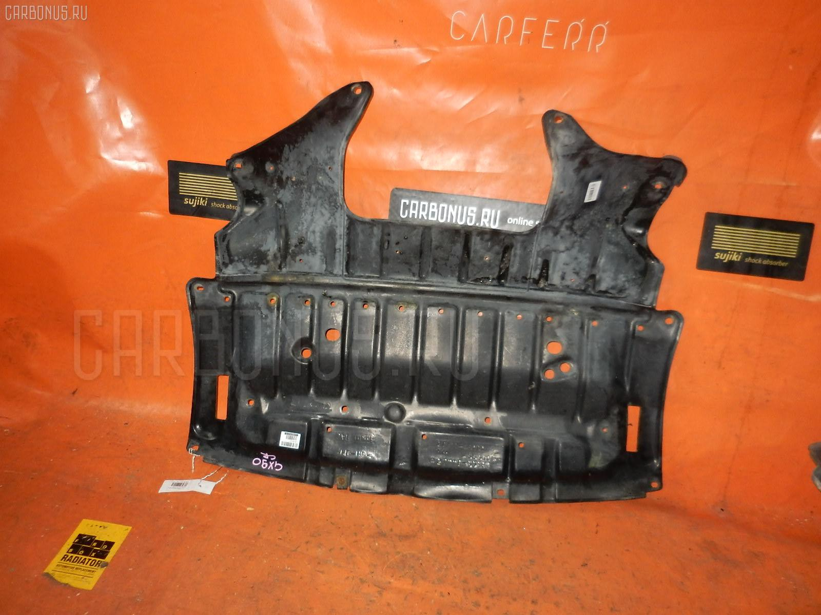 Защита двигателя TOYOTA CRESTA GX90 1G-FE. Фото 7