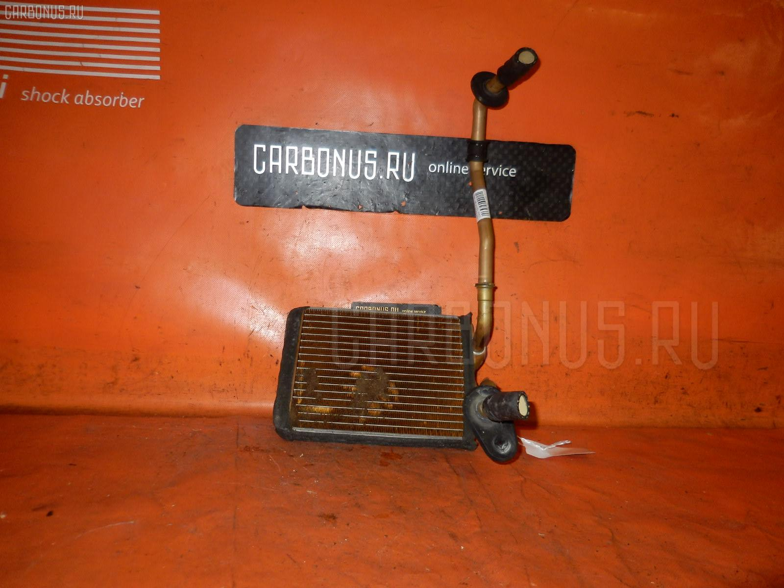 Радиатор печки TOYOTA CRESTA GX90 1G-FE. Фото 9