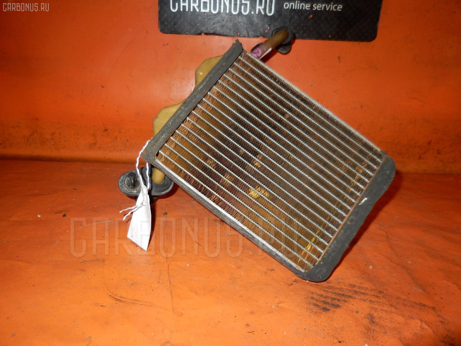 Радиатор печки TOYOTA CRESTA GX90 1G-FE. Фото 10