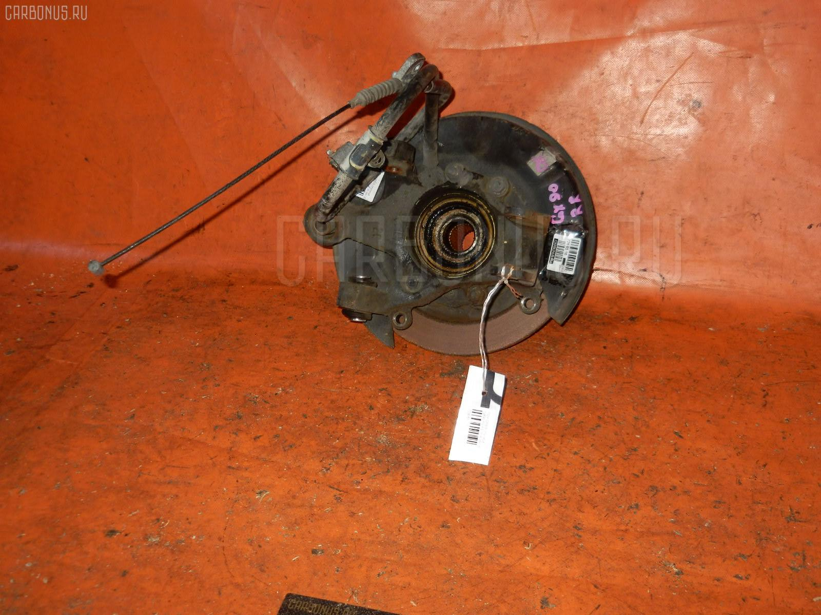 Ступица TOYOTA CRESTA GX90 1G-FE. Фото 10