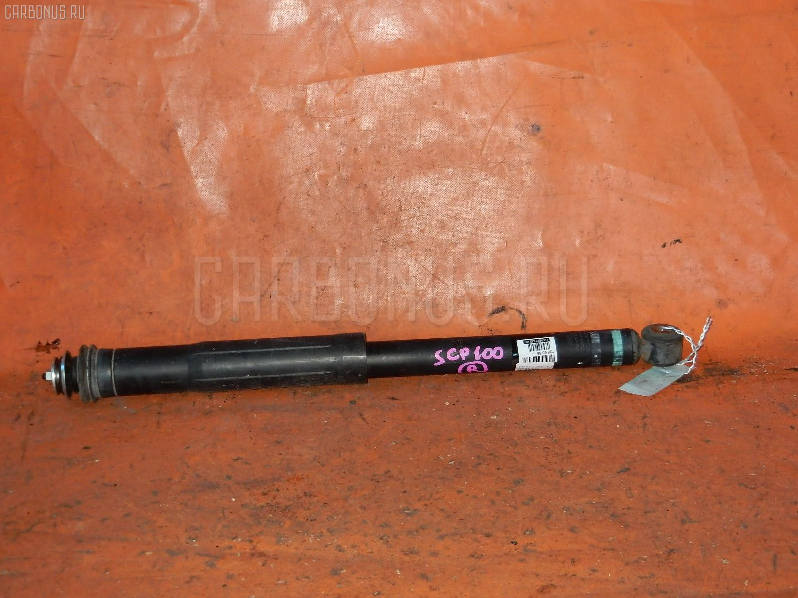 Амортизатор TOYOTA RACTIS SCP100 Фото 1