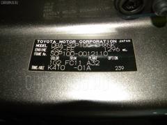 Балка подвески TOYOTA RACTIS SCP100 2SZ-FE Фото 4