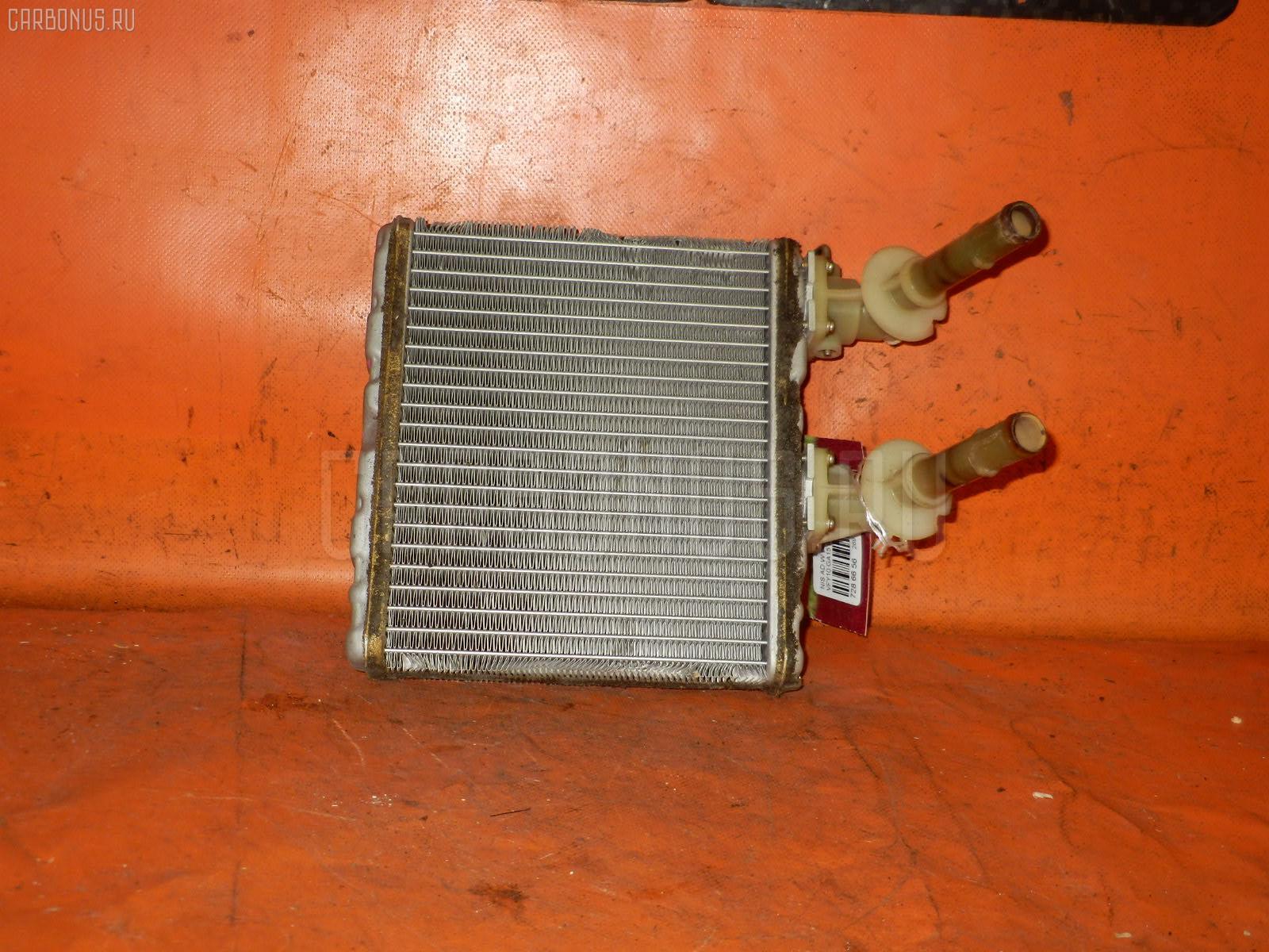 Радиатор печки NISSAN AD WAGON VFY10 GA15 Фото 1
