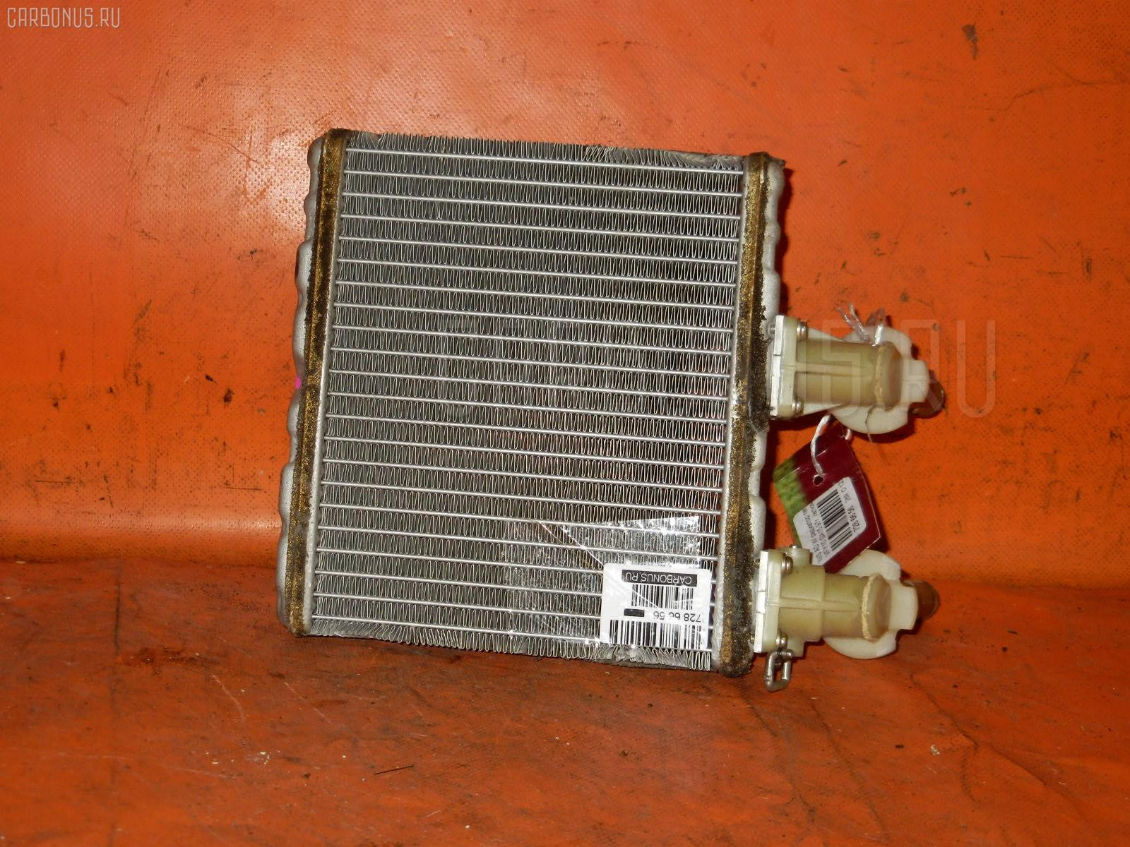 Радиатор печки NISSAN AD WAGON VFY10 GA15 Фото 2