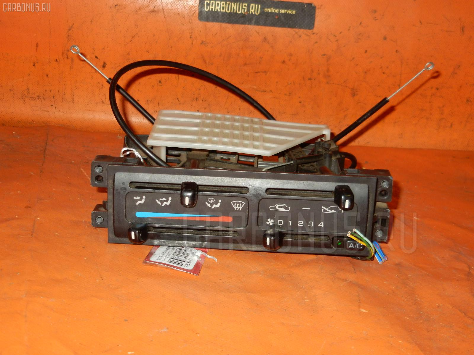 Блок управления климатконтроля NISSAN AD WAGON VFY10 GA15 Фото 1