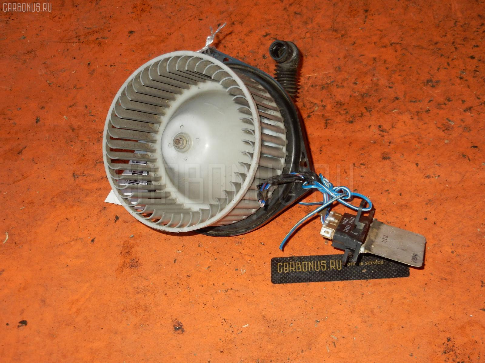 Мотор печки NISSAN AD WAGON VFY10. Фото 5