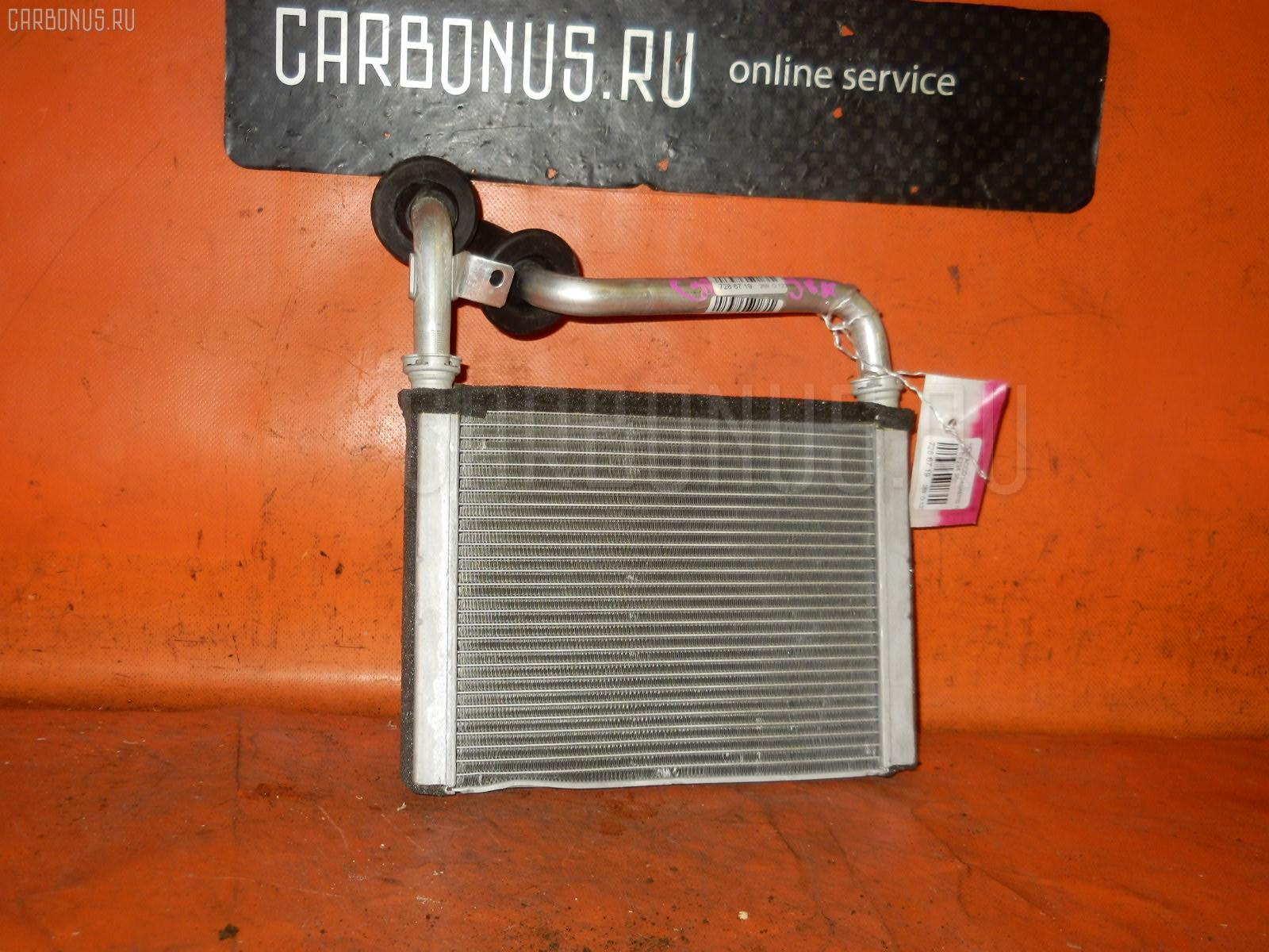 Радиатор печки HONDA ACCORD WAGON CF6 F23A. Фото 2