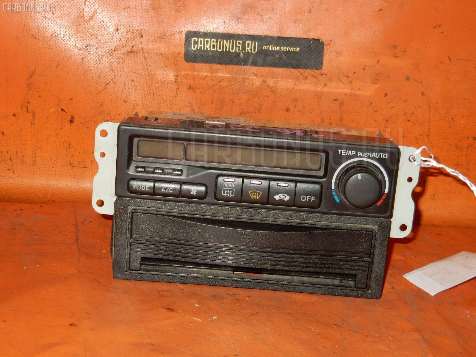 Блок управления климатконтроля HONDA ACCORD WAGON CF6 F23A. Фото 5
