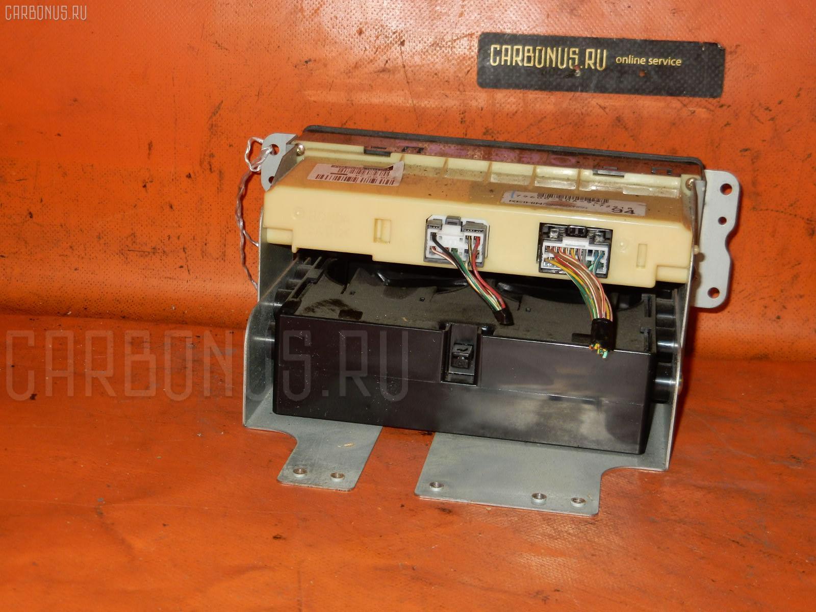 Блок управления климатконтроля HONDA ACCORD WAGON CF6 F23A. Фото 6
