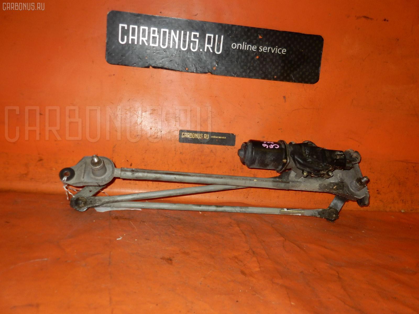 Мотор привода дворников HONDA ACCORD WAGON CF6. Фото 2