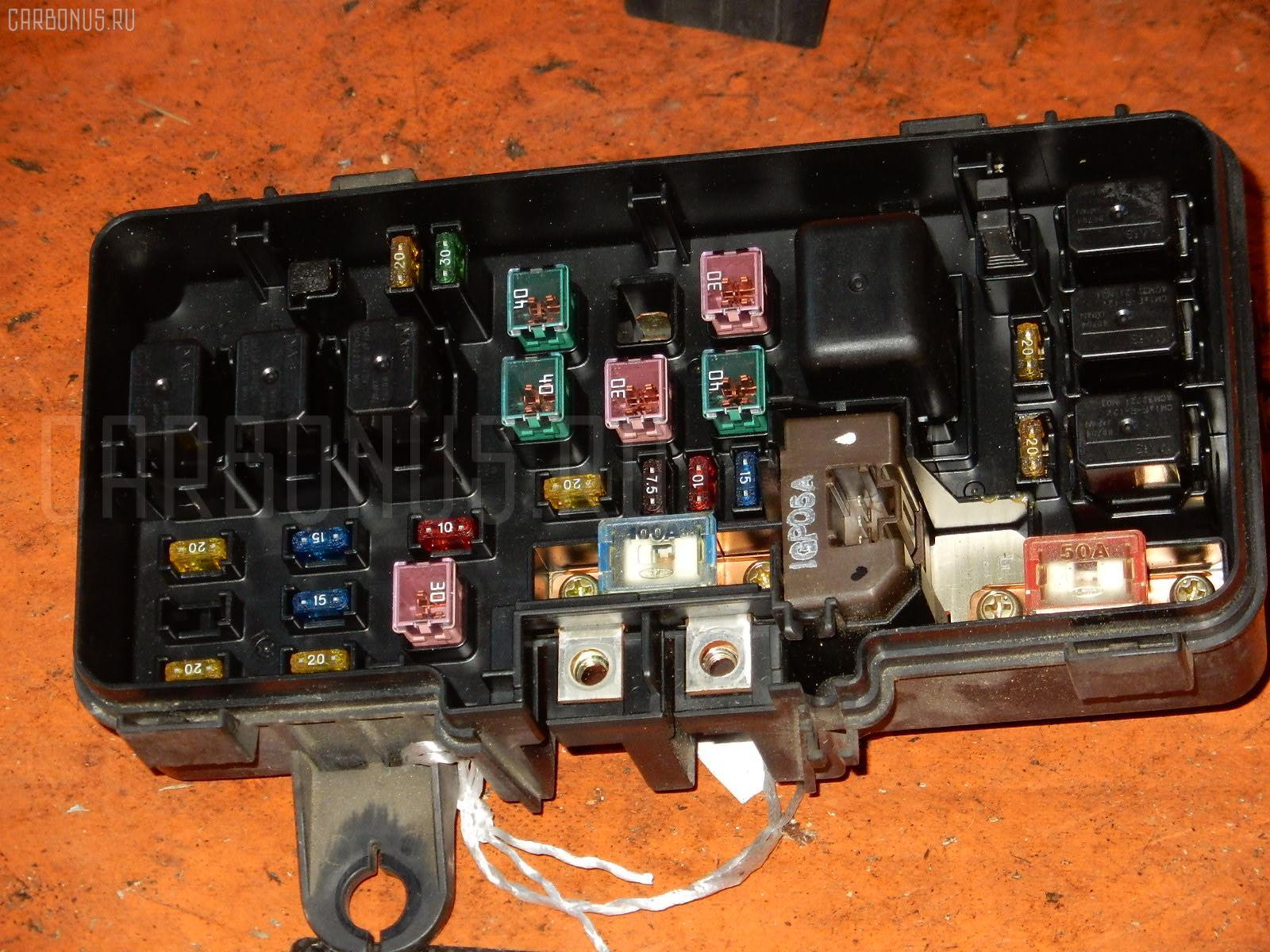 Блок предохранителей HONDA ACCORD WAGON CF6 F23A Фото 2
