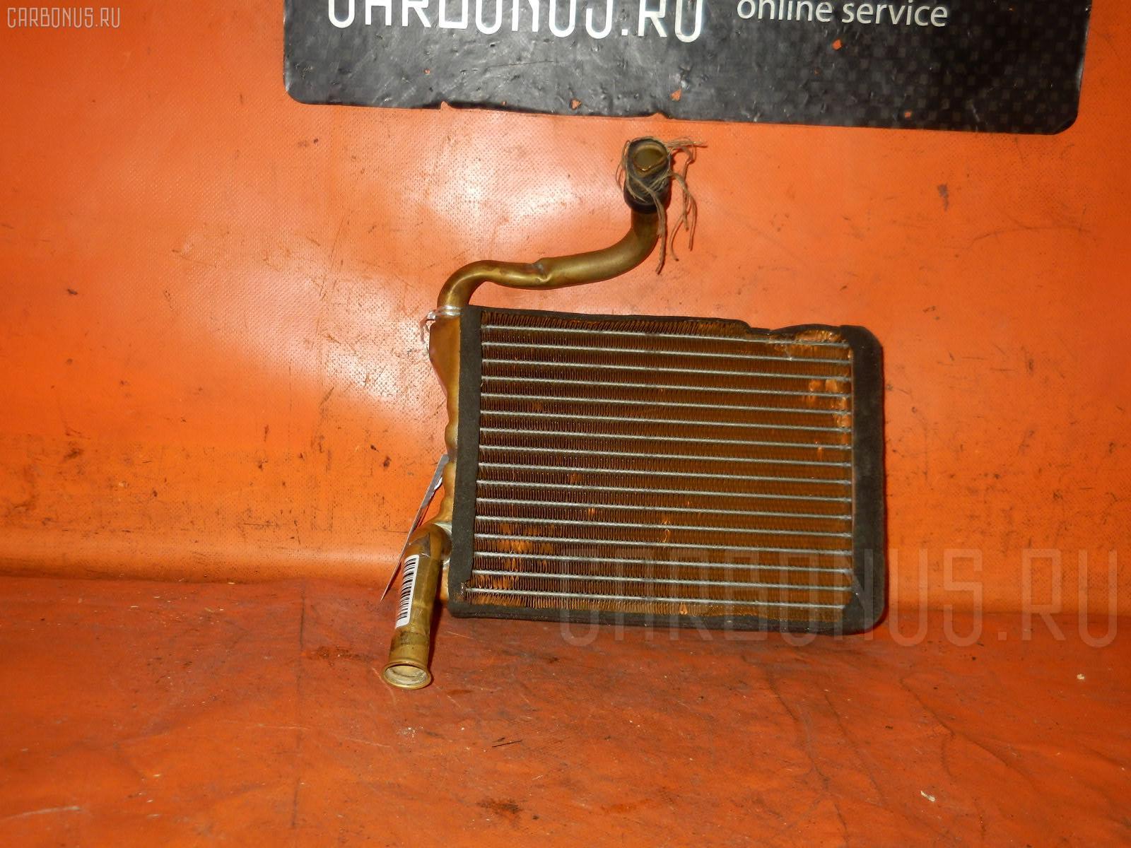 Радиатор печки TOYOTA CROWN JZS133 2JZ-GE Фото 2
