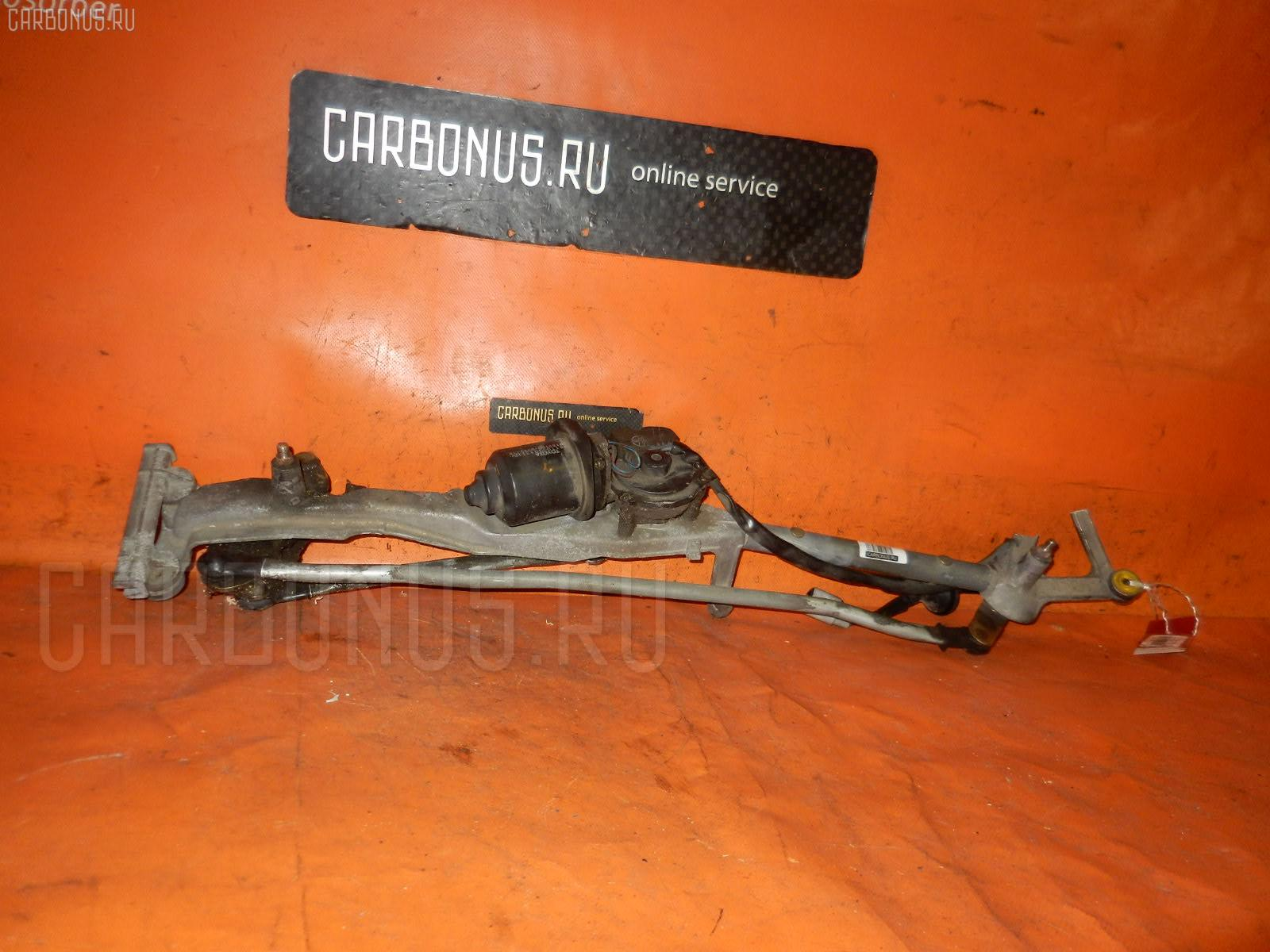 Мотор привода дворников TOYOTA CROWN JZS133 Фото 1