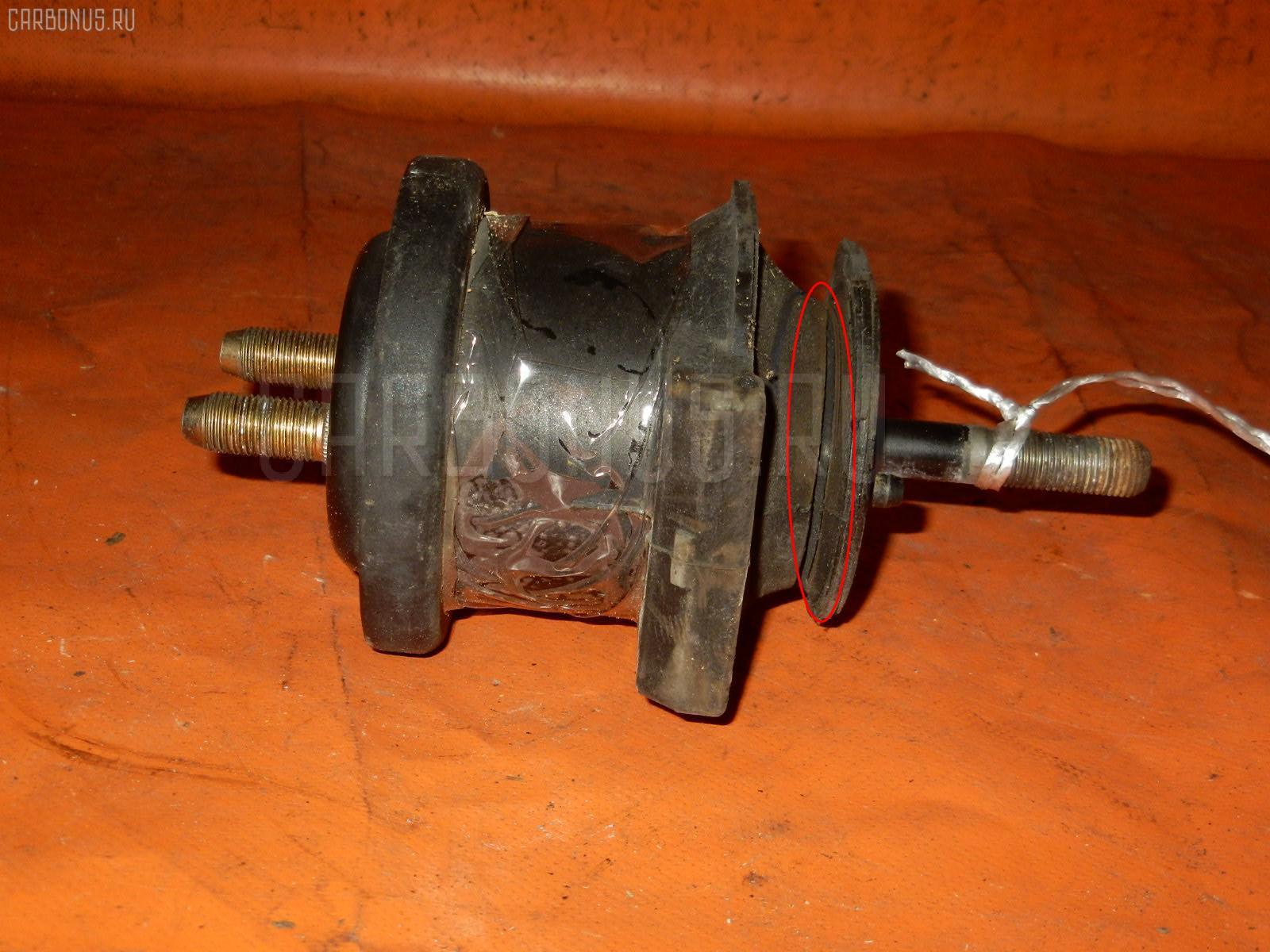 Подушка двигателя TOYOTA CROWN JZS171 1JZ-GE Фото 1